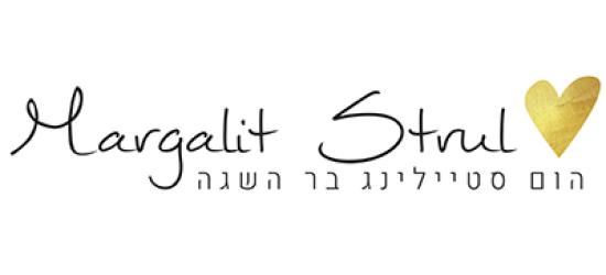 לוגו מרגלית סטרול מעצבת פנים