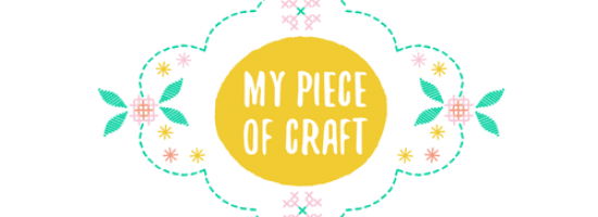 לוגו My piece of craft